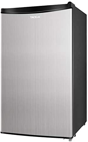 Compact Refrigerator TACKLIFE 3 2 Cu Ft Mini Fridge with Freezer Energy Star Low noise suitable product image