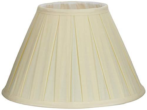 Better & Best lampenkap van katoen, 30 cm, brede plank, natuurlijke kleuren