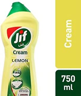 Jif Cream Cleaner Lemon, 750ml