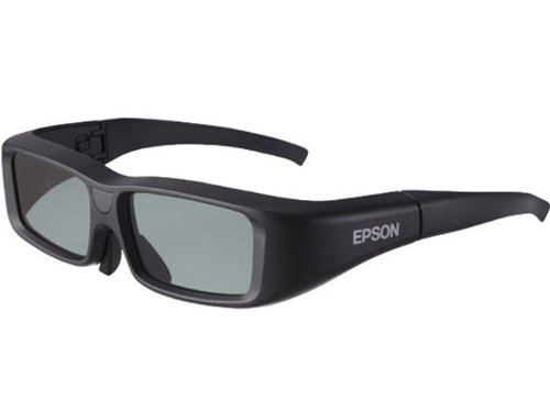 Epson Active Shutter 3D Glasses for PowerLite Home Cinema 3010, 3010e, 5010, 5010e and Pro Cinema 6010 Projectors