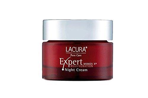 Lacura Expert mimox Regeneration Anti-Age Night Cream 50ml von Aldi