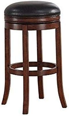 Awe Inspiring Amazon Com Hillsdale Fleur De Lis Backless Swivel Bar Stool Short Links Chair Design For Home Short Linksinfo