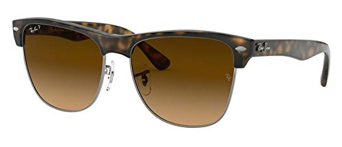 Ray-Ban RB4175 CLUBMASTER OVERSIZED Sunglasses For Men For Women