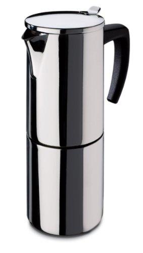 Fagor: Cafetera INOX Etna6 Tazas 535 Ml