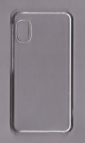 Rakuten Mini 専用 ポリカーボネイト製 (PC) 無地 スマホケース スマホカバー クリア 【 透明 】 ラクテン ミニ 楽天 モバイル
