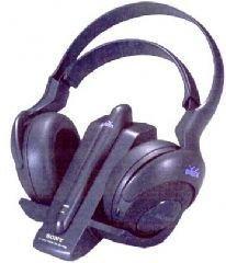 Sony MDRRF820RK Funk-Kopfhörer kabellos Wireless Kopfhörer
