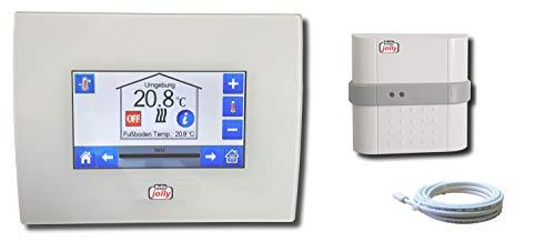 Jollytherm Thermostat Smart Home unter Putz