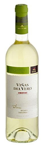 Viñas Del Vero Macabeo Chardonnay Vino Blanco - 0,75 l