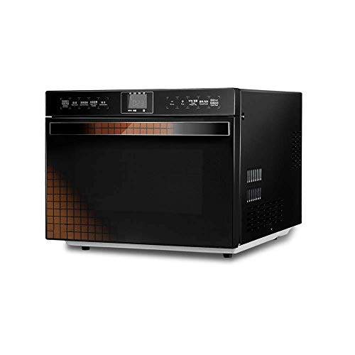 31CWvdsPQmL. SS500  - GSAGJmbj Compact Microwave Oven with Intelligent Frequency Conversion,Sensor Cooking,Quick Heating Oven,Stainless Steel…