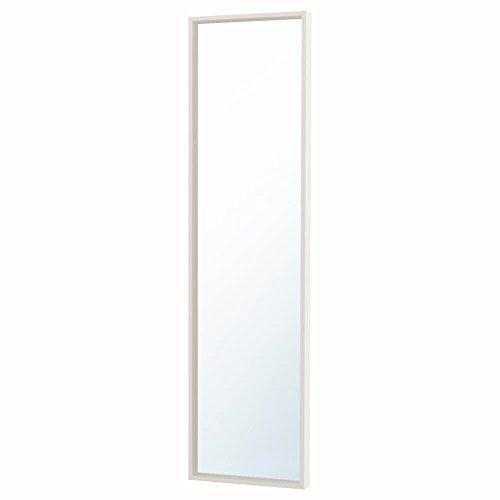 IKEA ASIA Nissedal Espejo Blanco