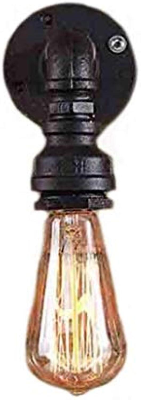 Lüster Led Deckenlampe Wandlampeleuchterlampe Wasserpfeifenleuchtercaféstabschmiedeeisen Retro Barleuchter