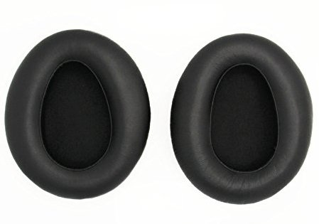 MZBOTO Replacement Earpads Ear Pads Cushion for Sony MDR-10RBT MDR-10RNC MDR-10R Headphones(Pair)