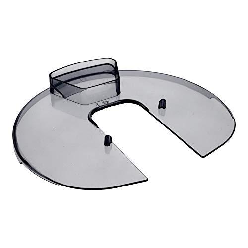 DL-pro Spritzschutz Deckel für Rührschüssel für Bosch Siemens 00482103 482103 MUM MK Küchenmaschine