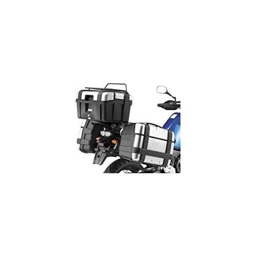 Givi SR371 Topcase Träger Monokey Koffer, Schwarz