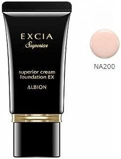 Albion Excia AL Superior Cream Foundation EX NA200, SPF25 PA++, 30g, New
