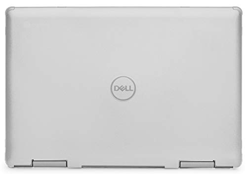 mCover Hard Shell Case for 14' Dell Inspiron 14 5481 2-in-1 Series Laptop Computers (NOT Compatible with Other Dell Inspiron Series) (Clear)