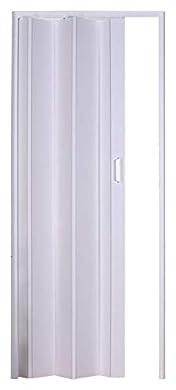 Foto di Forte PKCS100214214 Porta Soffietto Elly con Maniglia, Bianco