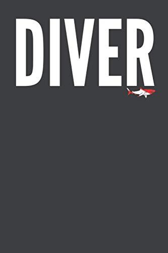 Diver: Taucherlogbuch zur Aufzeichnung...