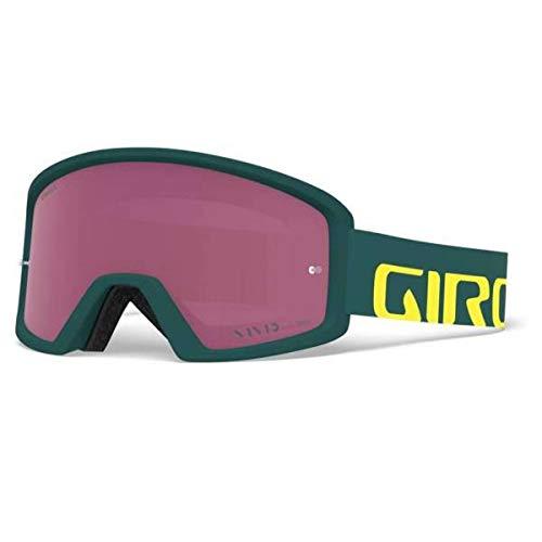 Giro Tazz MTB Casco de Bicicleta Dirt, Unisex Adulto, Verde y Amarillo,...