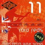 RotoSound R11 (LROTR11) エレキギター弦 × 3セット
