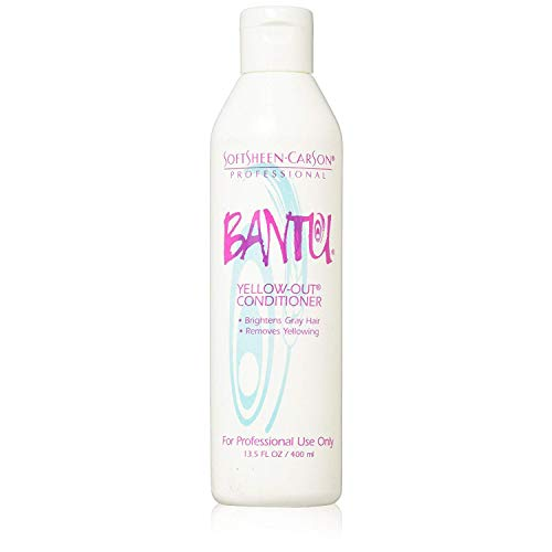 SoftSheen Carson Bantu Yellow Out Conditioner, 13.5 Oz.