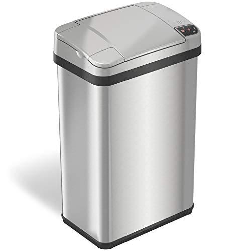 La Mejor Lista de Cubos de basura para la cocina - los más vendidos. 2