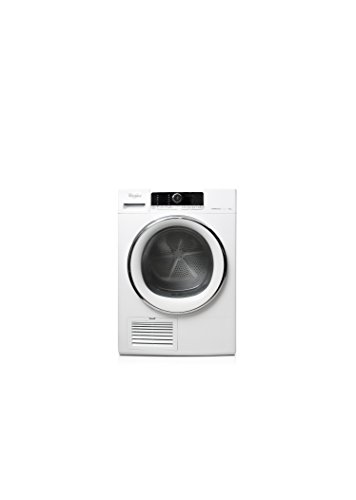 Whirlpool AWZ 9CD/PRO Kondenstrockner/B / 6th Sense Technologie/Steam-Care Dampffunktion/weiß