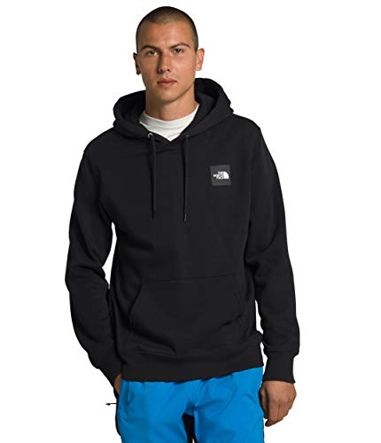 The North Face Men's 2.0 Box PO Hoodie, TNF Black, M