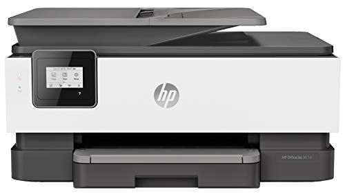 HP OfficeJet 8014 Inyección de Tinta térmica 18 ppm 4800 x 1200 dpi A4 WiFi - Impresora multifunción (Inyección de Tinta térmica, 4800 x 1200 dpi, 225 Hojas, A4, Impresión Directa, Gris)