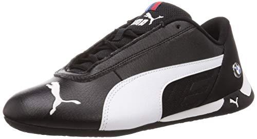 PUMA BMW MMS R-Cat, Zapatillas Unisex-Adulto, Negro Black White 01, 45 EU