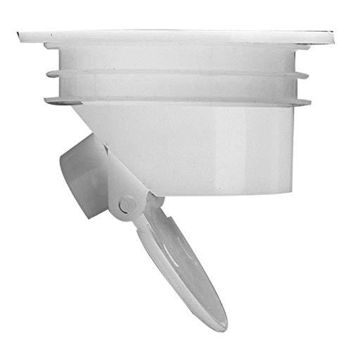 RANJN 1 stuk geurbestendige douche vloer sifon afloopafdekking wastafel zeef badkamer val waterafvoer filter keukengootsteen accessoires