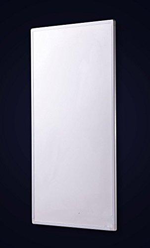 Crystal Fern Infrarotheizung XP bis zu 600Watt / 50x42cm Wand Paneele 98{c9b6726ea5b62117769310b3d7cd8e448cf9c298b6981616706e544d11d7ada1} Hitzeeffizienz (130W)