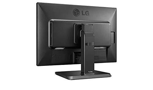 LG 24BK550Y-B 60,45cm 23,8Zoll LED LCD AH-IPS TFT 1.920×1.080 Pivot 16:9 1000:1 250cd 5ms analog DP1.2 HDMI DVI-D USB 2×1,2W schwarz - 13