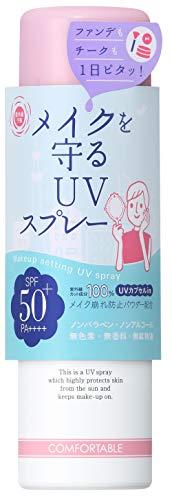 紫外線予報 メイクを守るUVスプレー60g