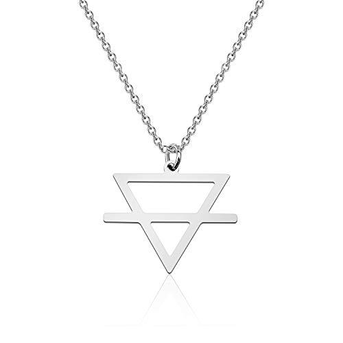 LBSBO Alchemical Necklace Element Symbols Planetary Alchemical Symbols...
