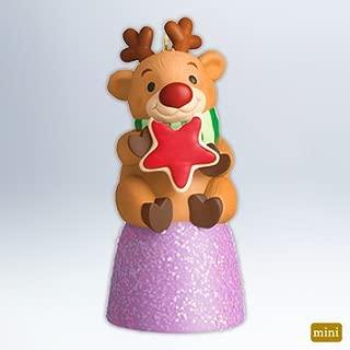 Hallmark 2012 Deer-ly Loved Cookie Miniature Ornament