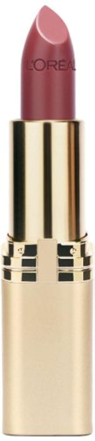 エミュレーション不純パテL'Oreal Paris Colour Riche Lipcolour, Mulberry, 0.13 Ounce
