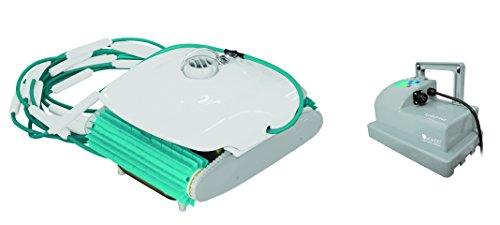 Kokido Turbotrak - Robot limpiafondos automático para piscinas, 13.000 l/h