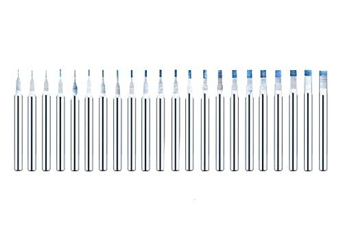 PB Series - Brocha de acero de tungsteno (0,15 mm)