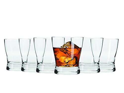 Maxwell Williams Vino champagne fluit, glas, set van 6 champagne/prosecco brillen in geschenkdoos