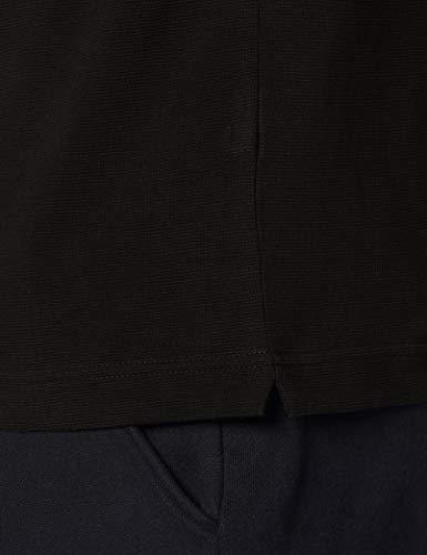 Lacoste Men's YH4801 00 Polo Shirt, Noir, L