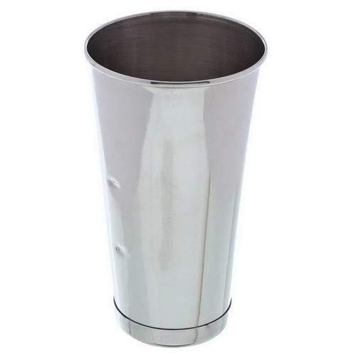 Update International CL17402 Malt Cup, 30 oz, Stainless Steel