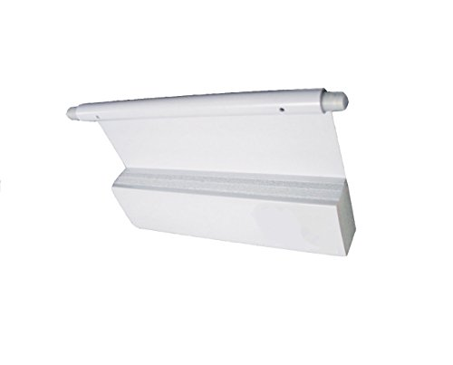 Southeastern Replacement Pool Skimmer Weir Door Flap 7-13/16-Inch White for SPX1082K