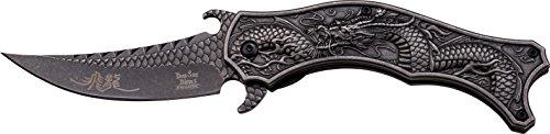 Dark Side Blades Taschenmesser, Stonwashed, DS-A019SW