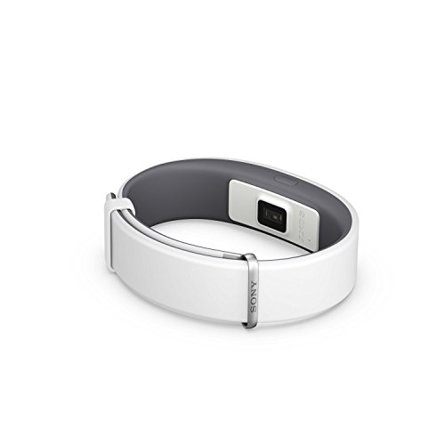 Sony Smart Band 2 SWR12 Activity Tracker Fitness Tracker Fitness Pulsera - Blanco