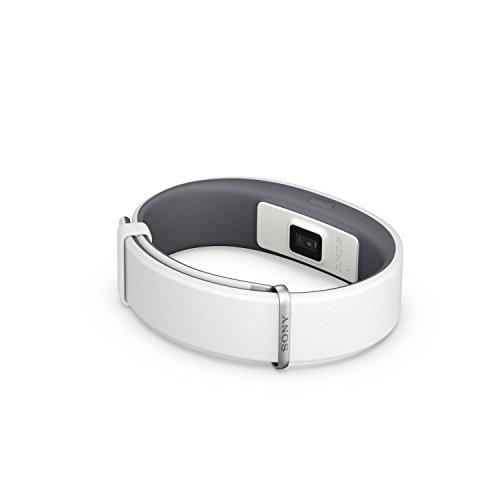 Sony Smart Band 2 SWR12 Aktivitätstracker Fitnesstracker Fitnessarmband - Weiß