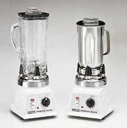 Waring 7010G Blender with Timer, Glass Container, 18000 to 20000 RPM Speed Range, 120V