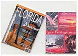 ドールハウスミニチュアフロリダMagazine Travel Set