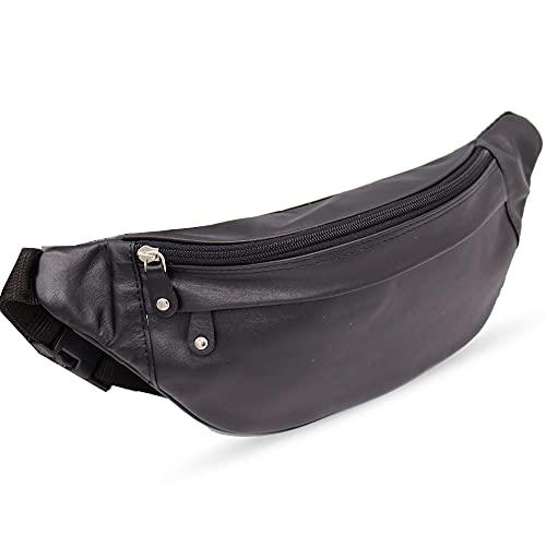 Leder Bauchtasche Hüfttasche