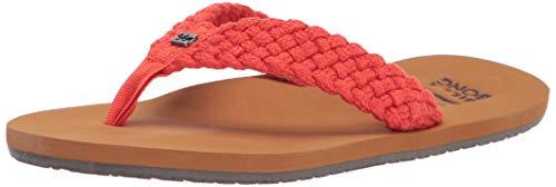 Billabong Women's Baja Flip Flop, Samba, 7 Regular US